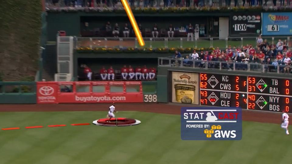 MLB Now on catch probability