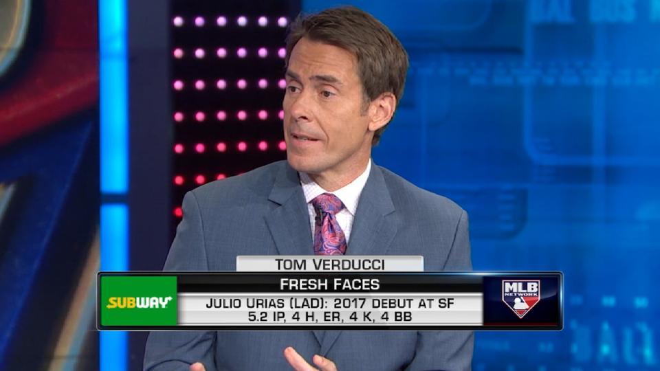 MLB Tonight on Julio Urias