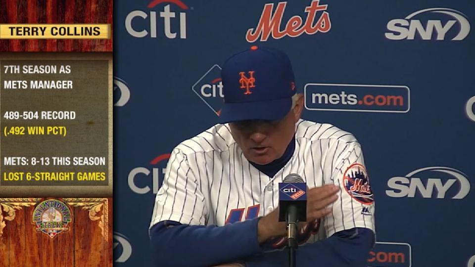 Severino, Millar on the Mets