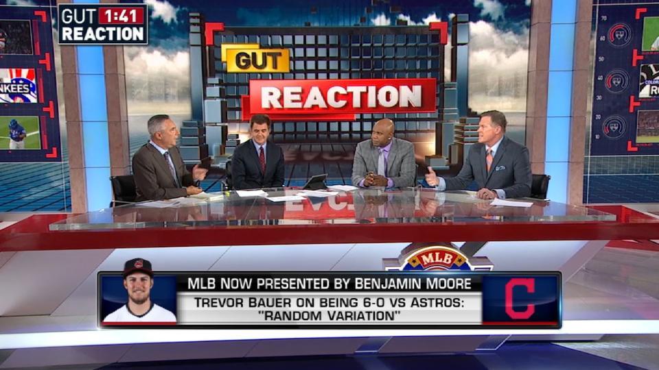 MLB Now: Gut Reaction