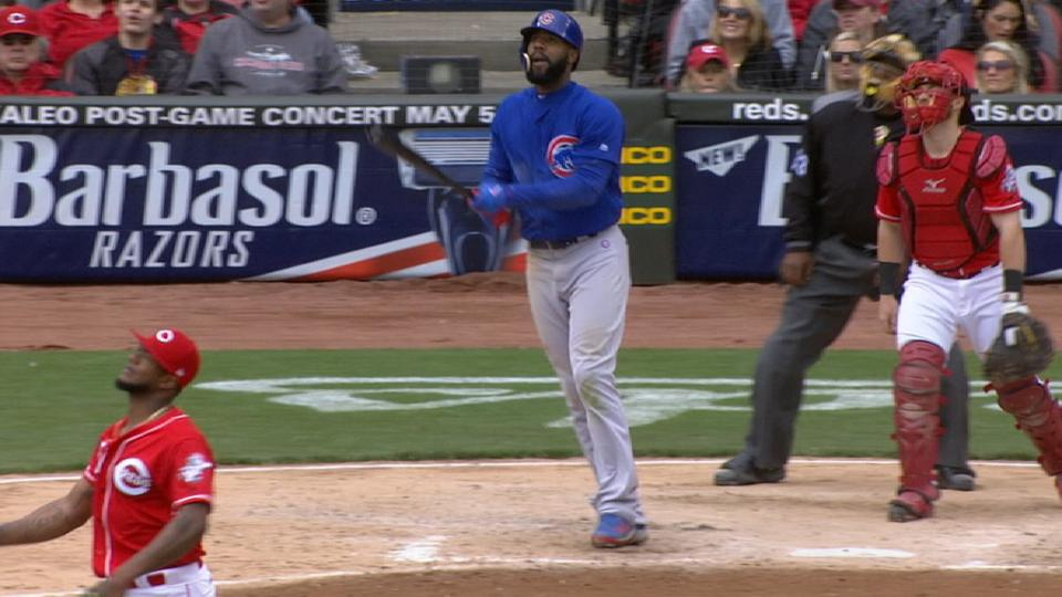 Statcast: Cubs starting pitching