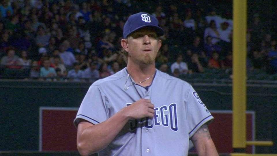 Weaver strikes out Peralta