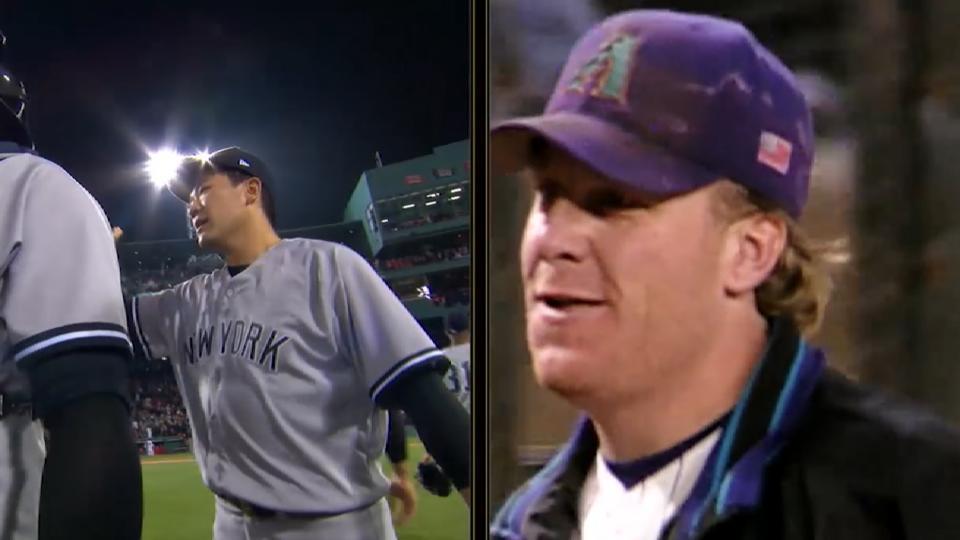 MLB Tonight: Tanaka's command