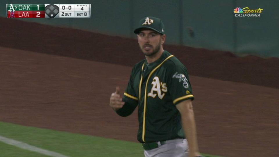 Joyce loses track of outs
