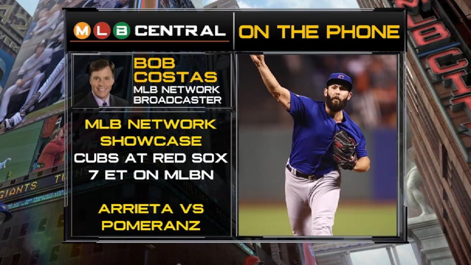 Costas on Cubs-Red Sox series