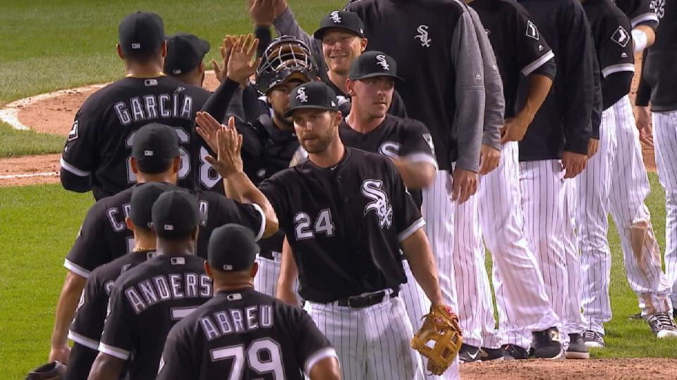 White Sox off to strong start