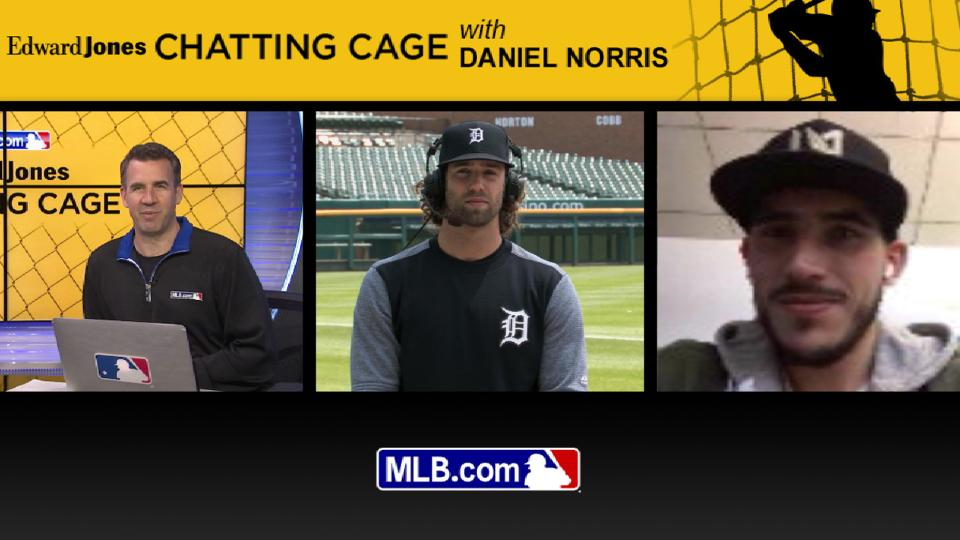 Chatting Cage: Daniel Norris