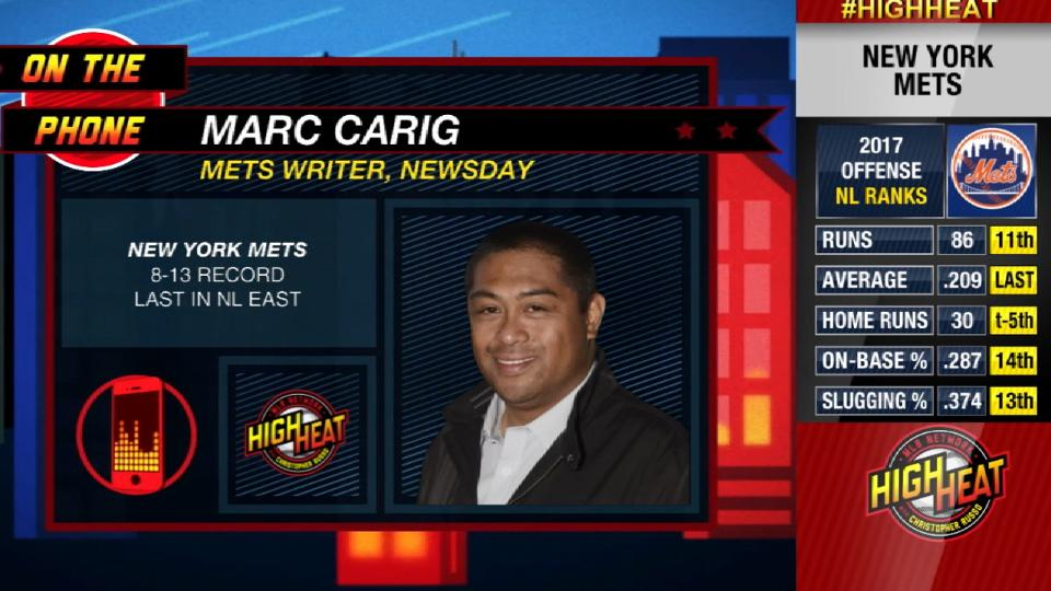 Carig talks Mets on High Heat