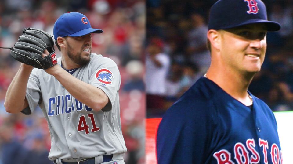 Lackey vs. Wright