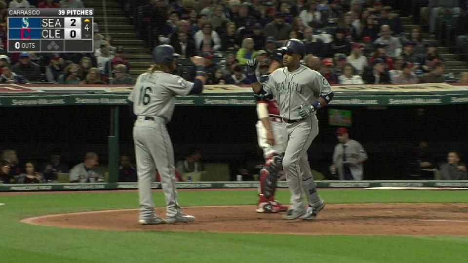Cano's two-run homer