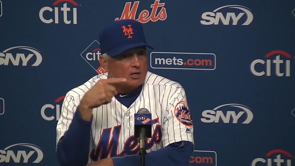 MLB Tonight on the Mets' start