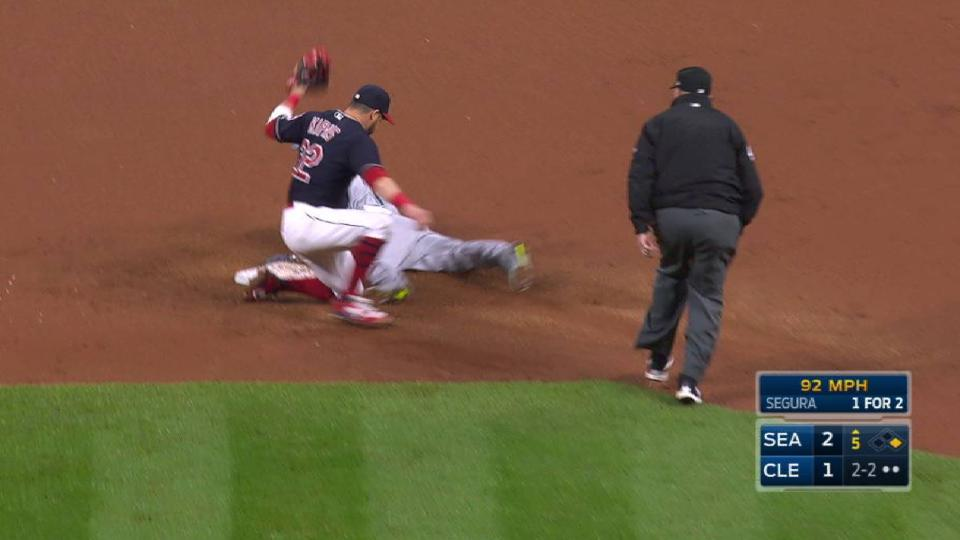 Gomes' strong throw nabs Dyson
