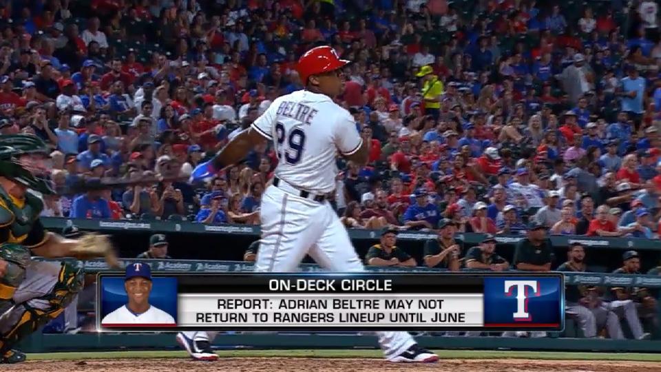 MLB Tonight on Beltre's health