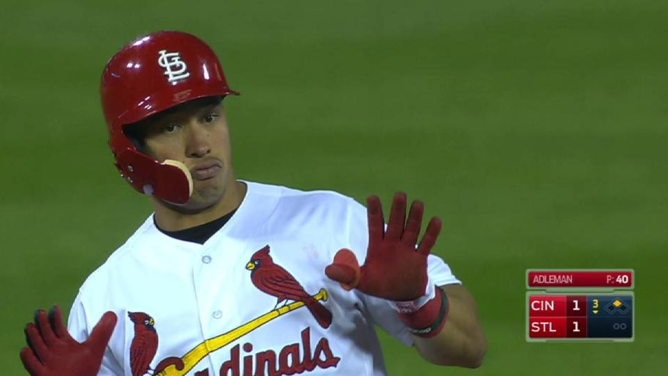 Wong's RBI double