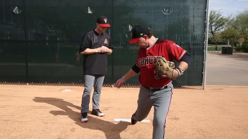 Pitching with Mike Morgan