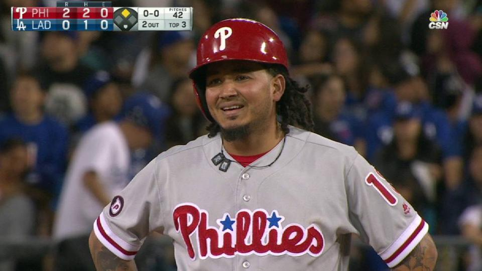 Galvis' two-run double