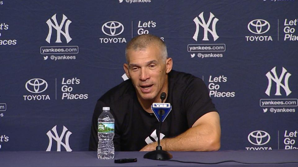 Girardi on wild win over O's