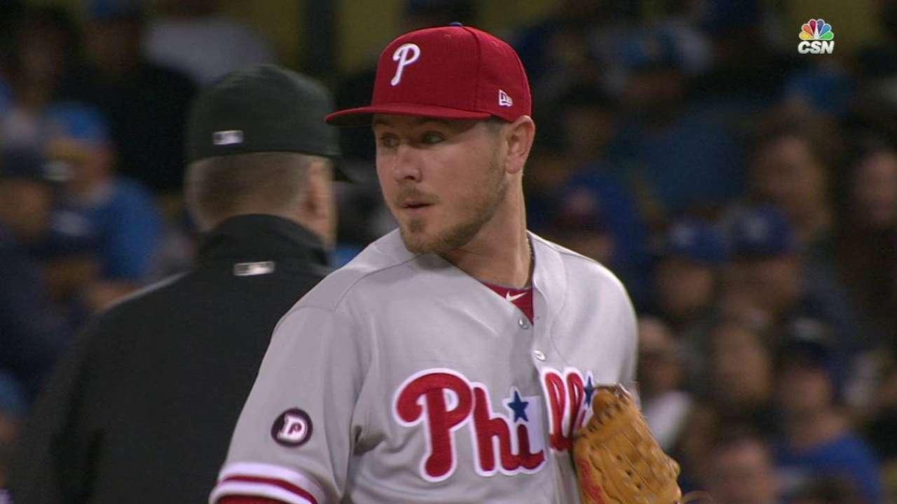 cf0e28fabc8 Dodgers back Maeda to freeze Phils  streak