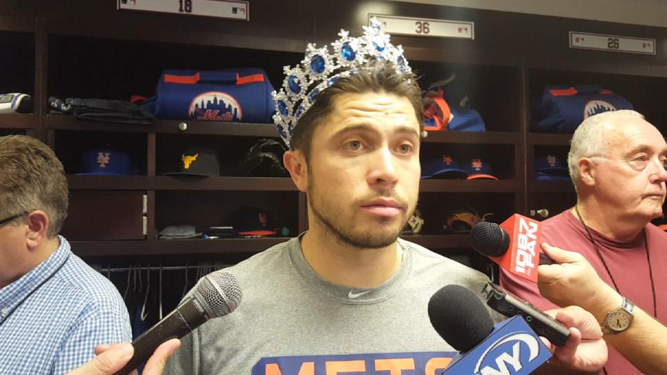 d'Arnaud on Mets' big win