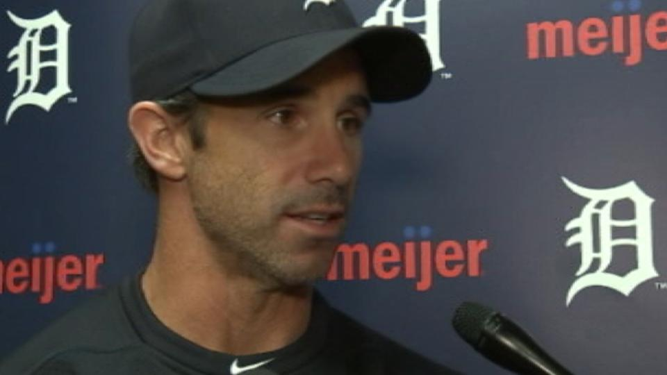 Ausmus on loss to White Sox