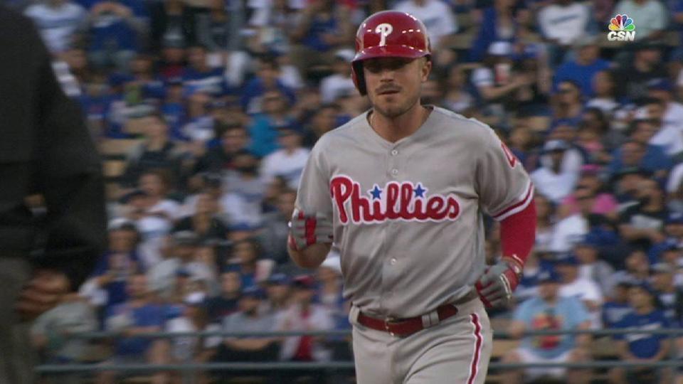 Stassi's three-run home run