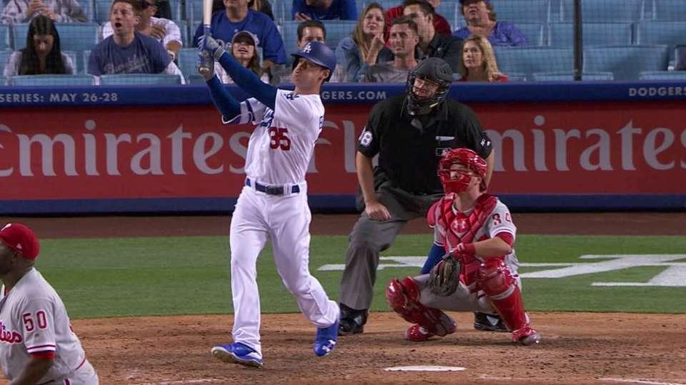 Bellinger's second home run