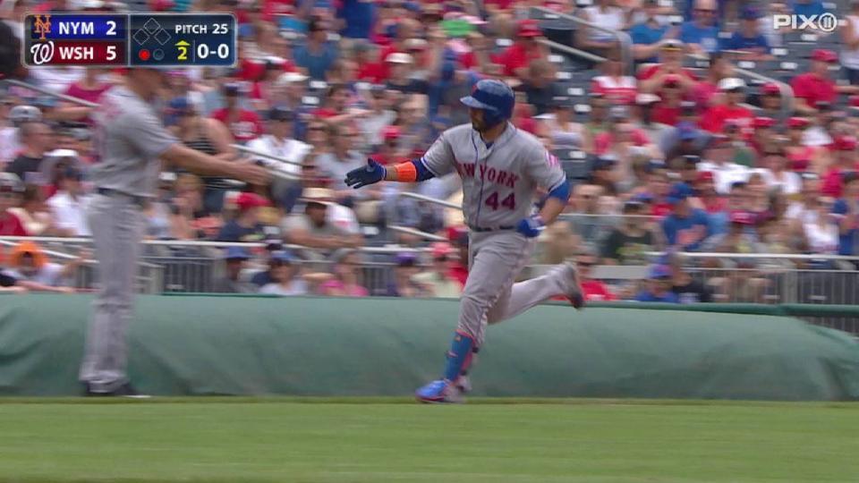 Rivera's solo homer