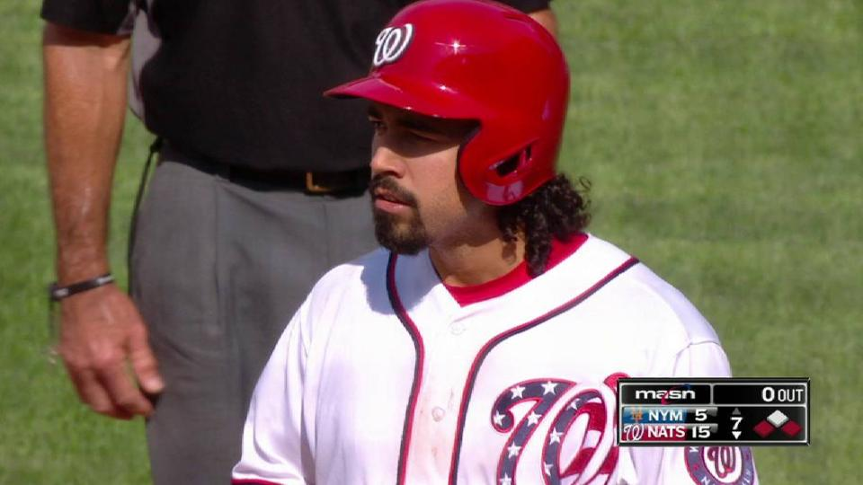 Rendon's fifth hit of the game