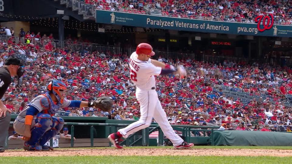 Wieters belts two home runs