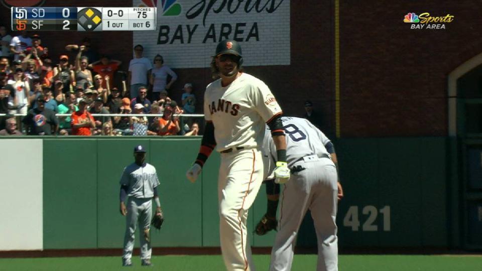 Morse's RBI double