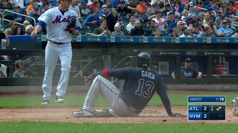 Freeman's RBI double