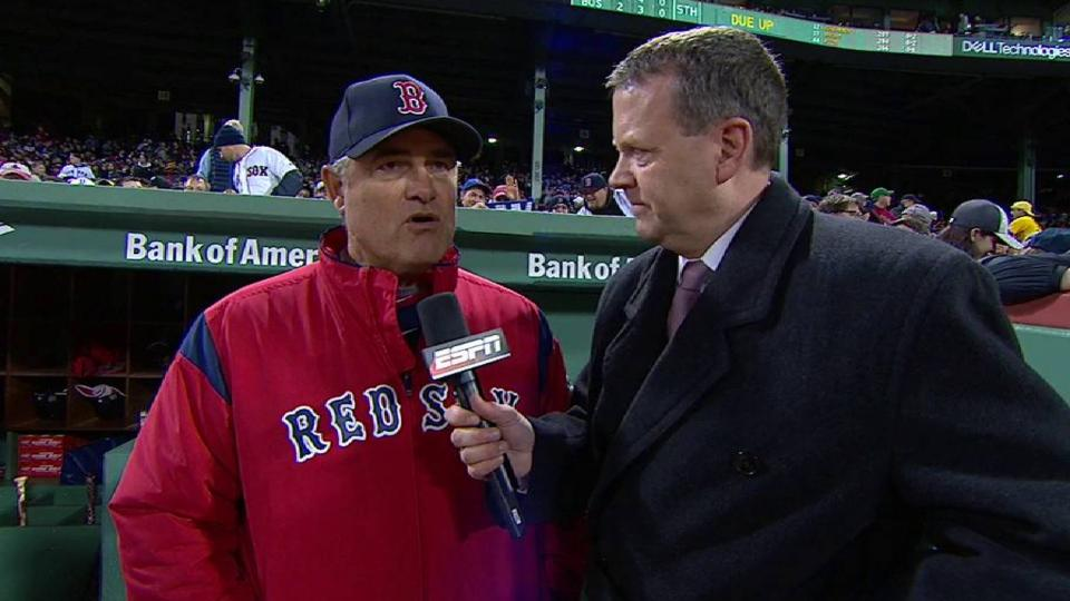 Farrell speaks on Hanley, season