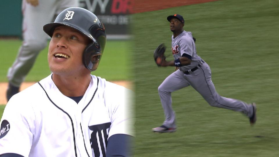 Tigers' high-speed April plays
