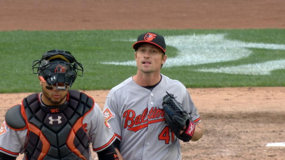 A look at the Orioles' April