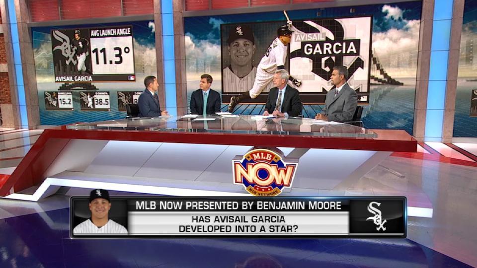 MLB Now on Avisail Garcia