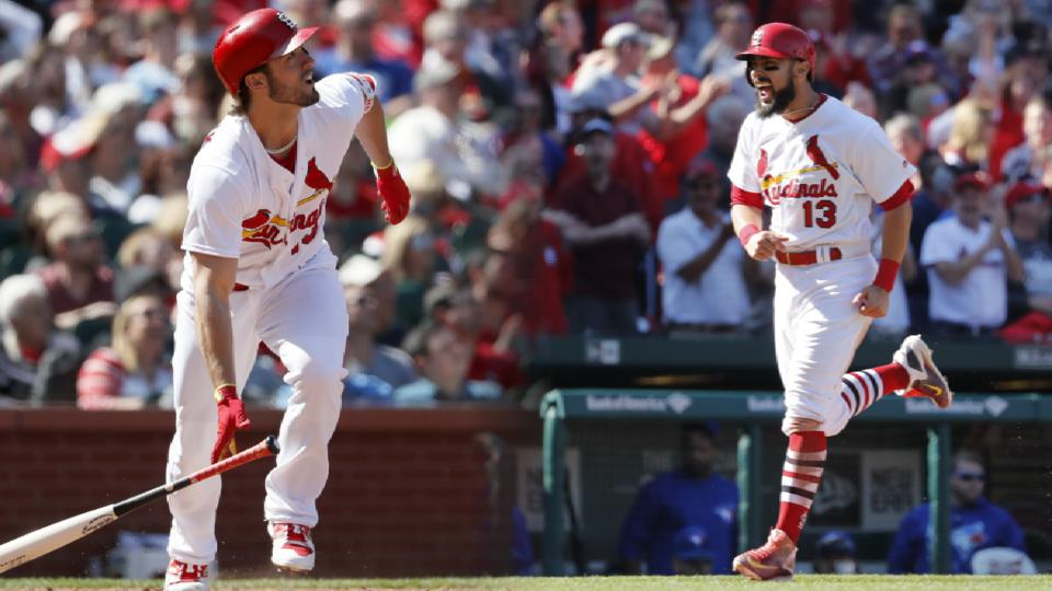 Must C: Cards walk off on slam