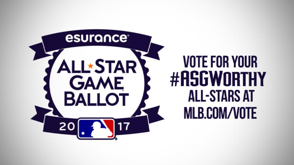 Vote for your 2017 All-Stars now