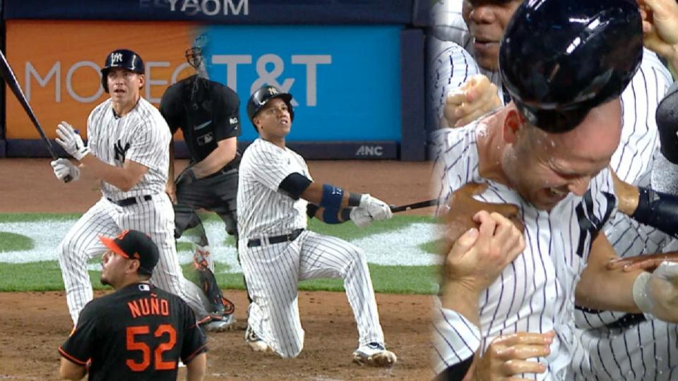 Must C: Yankees rally on homers