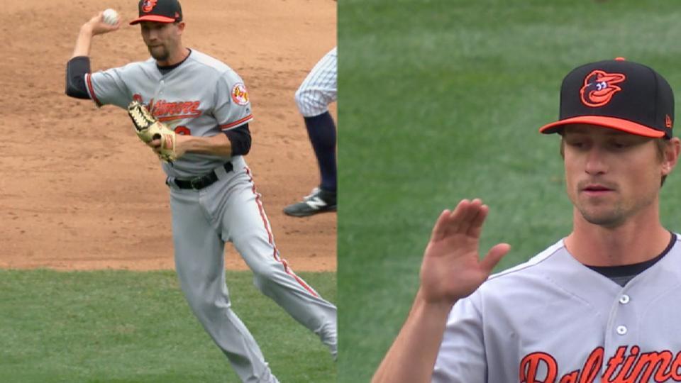 Must C: Orioles survive, win