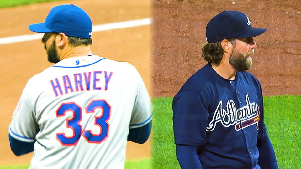 Harvey vs. Dickey
