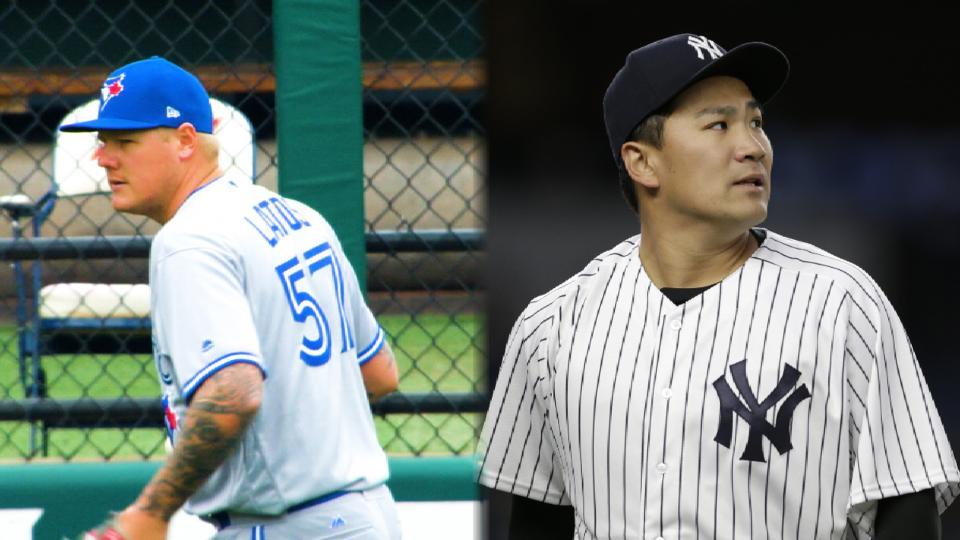 Latos vs. Tanaka