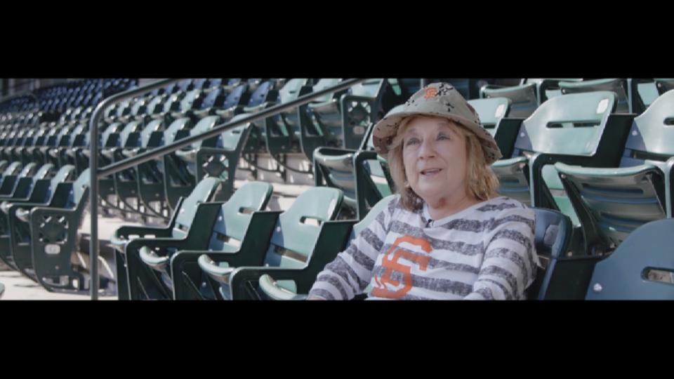 Giants Memories - Shirley Ann