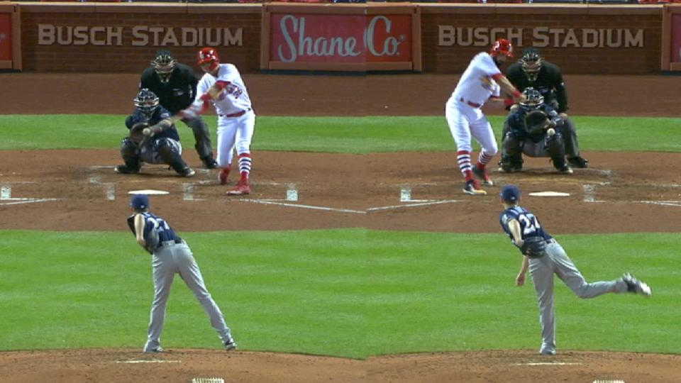 Diaz, Carpenter go back-to-back