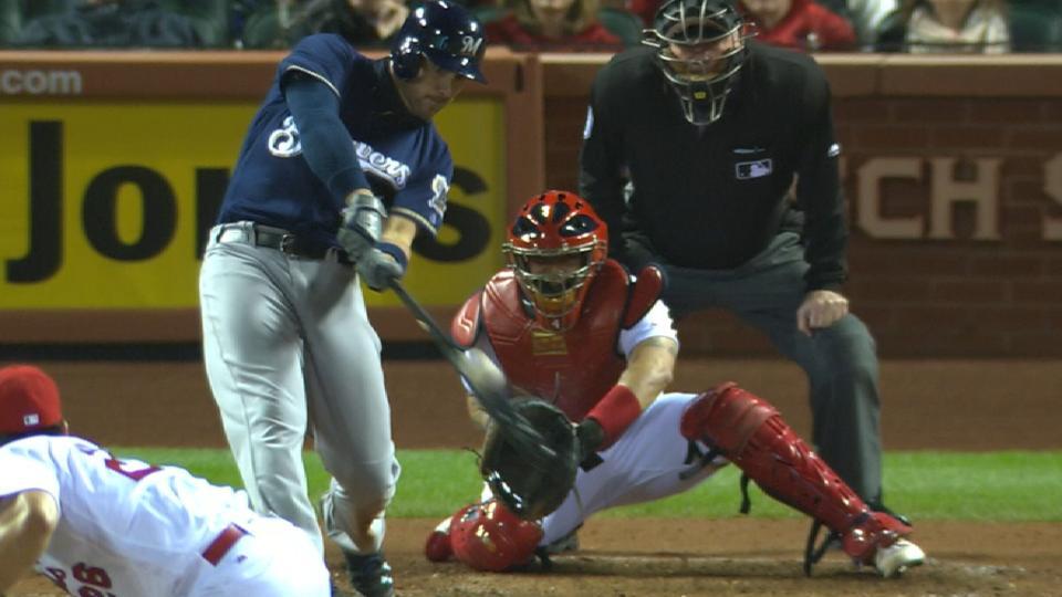 Shaw's go-ahead, three-run homer