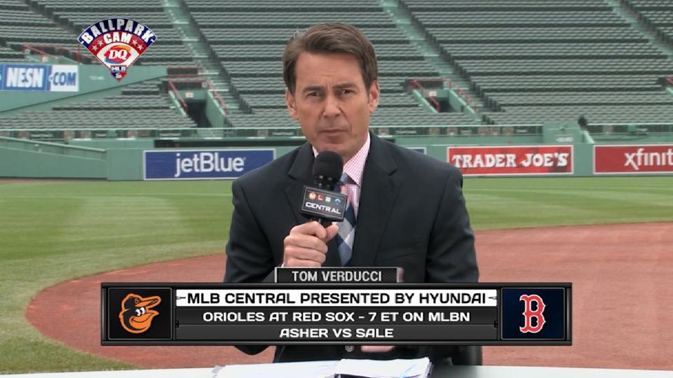MLB Central: Tom Verducci