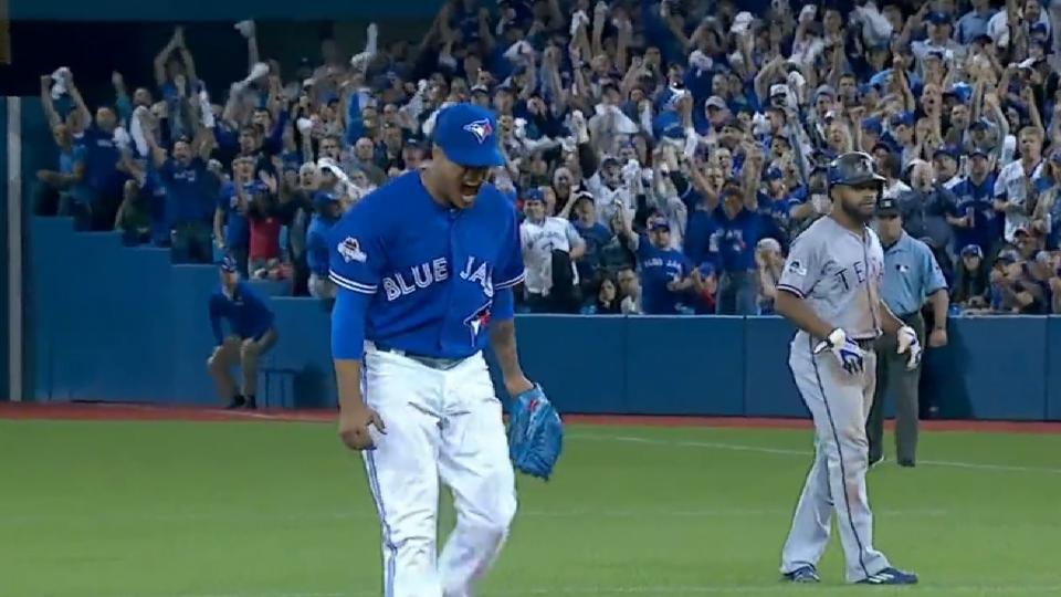 Stroman on pressure situations