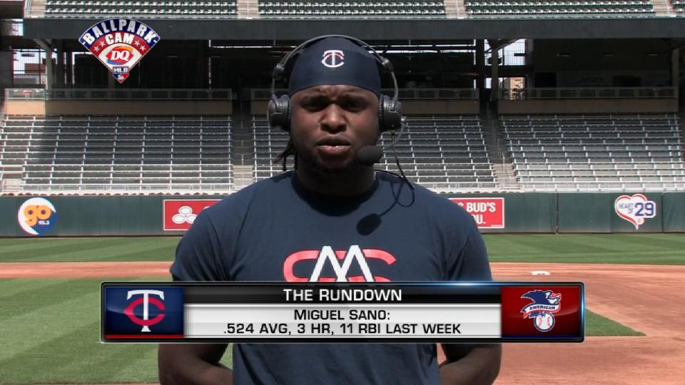 The Rundown: Miguel Sano