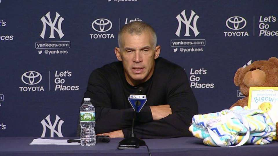 Girardi on Bird's injury