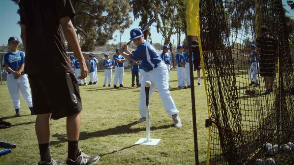 Dodgers RBI Program Opening Day