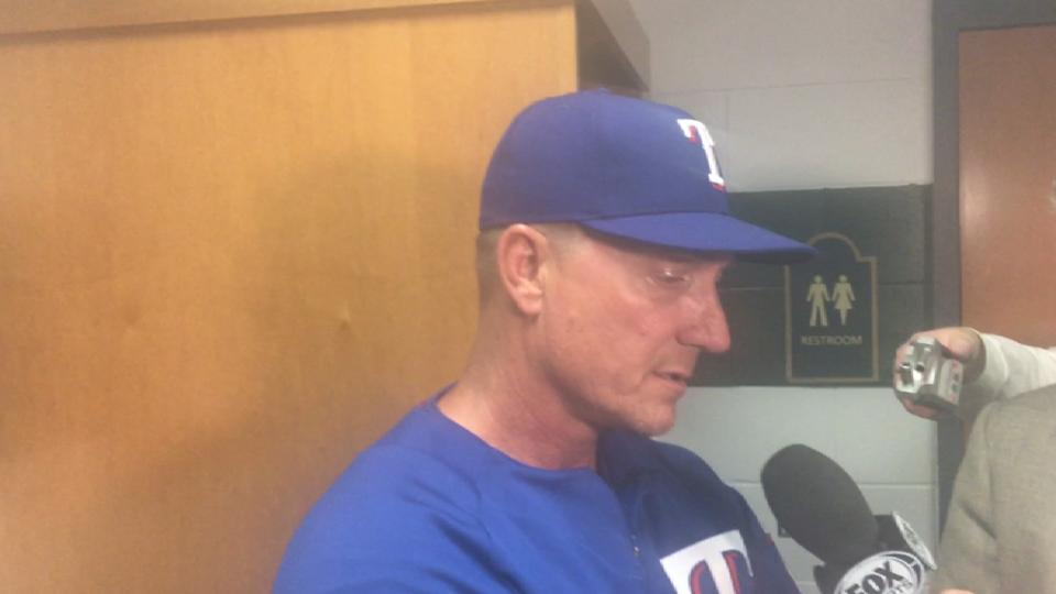 Banister on tough loss to Astros